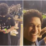 Sachin Tendulkar shares a video of a Mumbai Boy solving Rubik's Cube without looking