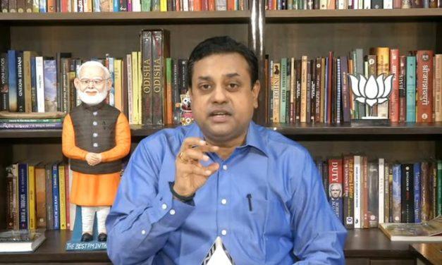 """Kejriwal is doing drama"": BJP's Sambit Patra says Delhi CM's ration scheme is scam"