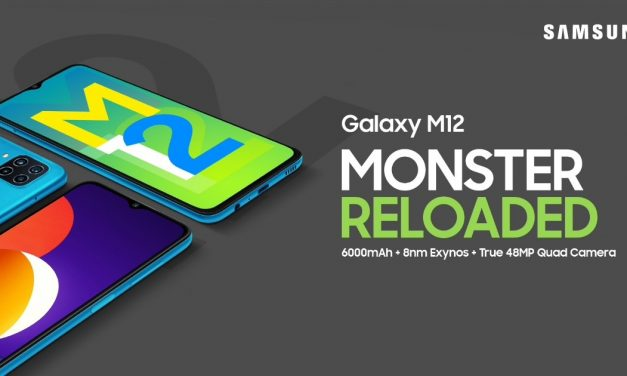 Samsung launches Galaxy M12: 90Hz display, 6,000 mAH battery at Rs. 10,999
