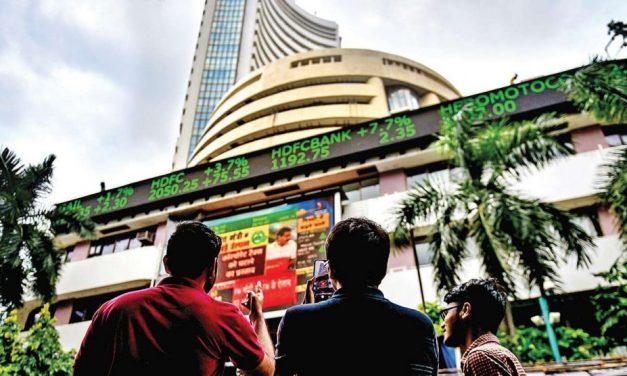 Sensex, Nifty opens at all-time record high; Sensex breaches 50,000 mark