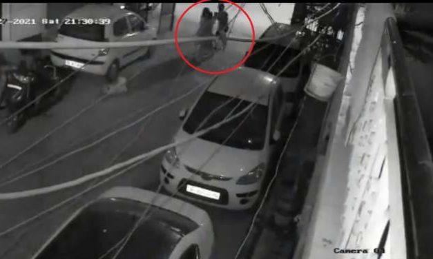 Woman stabbed to death in Delhi's Adarsh Nagar, captured in CCTV