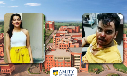 Girl Misuses Feminism, Gets Goons To Beat 2 Boys In Amity University Over A Parking Spot Argument