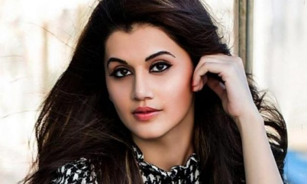 """Not so sasti anymore:"" Taapsee Pannu breaks silence after income tax raids"