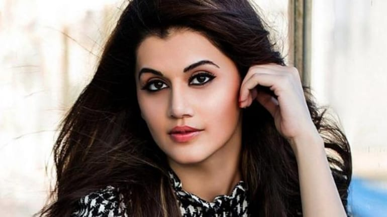 """""""Not so sasti anymore:"""" Taapsee Pannu breaks silence after income tax raids"""