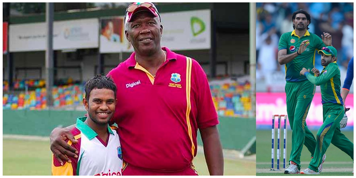 The Top-10 all-time tallest Cricketers
