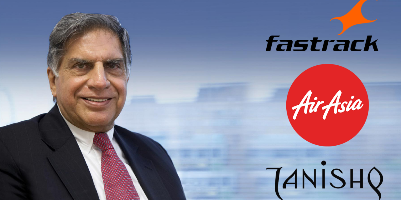 Some Brands Which You Never Knew Were Owned by TATA Group