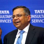 Tata 'not in talks with Tesla', Will ride solo EV Plunge, clarifies Chandrasekaran