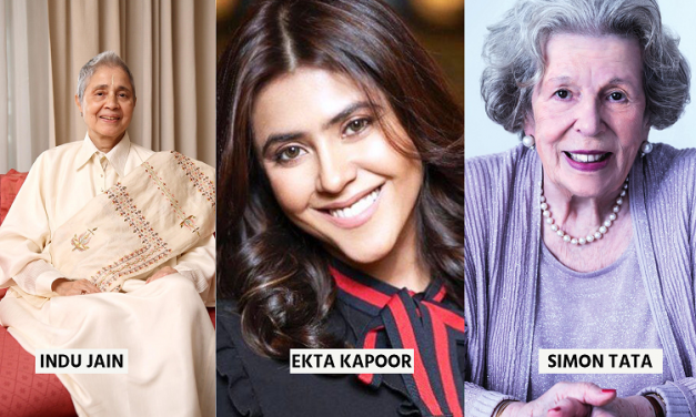 Top 10 Business Women in India, Who Are Nailing It At Their Jobs.