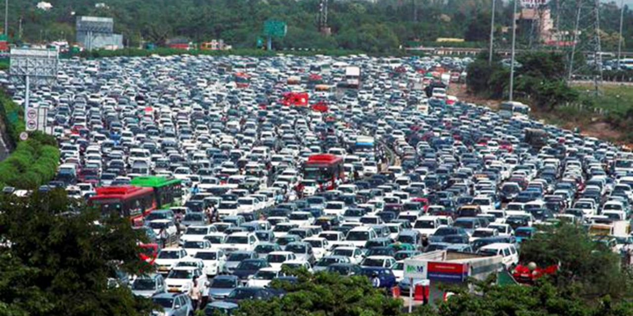 2 Indian Cities Amongst 10 Most Traffic congested cities in the world.