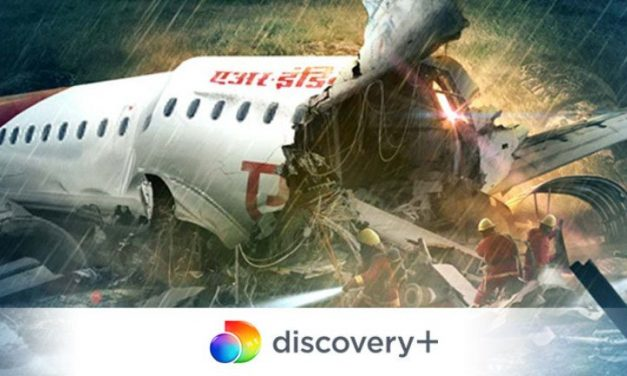 Vande Bharat Udaan IX1344 – Discovery + launches New Documentary