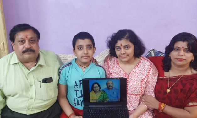 Lost Parents to COVID-19, Father's Last Words Inspire CBSE Class X Topper Vanisha Pathak