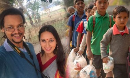 This Couple Runs A School In Assam Which Charges Plastic Waste As School Fees
