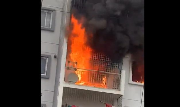 Bengaluru Horror Show: Woman and Daughter Die Trapped in Apartment Fire, Video Surfaces